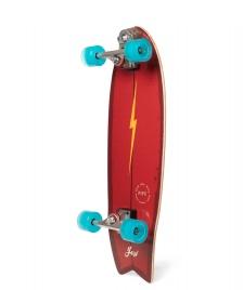 YOW Yow Street-Surfing Cruiser Pipe red