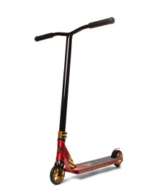 Lucky Lucky Scooter Jon Marco Gaydos Signature red/black/gold