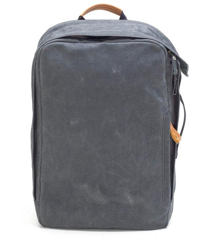 Qwstion Qwstion Backpack washed black