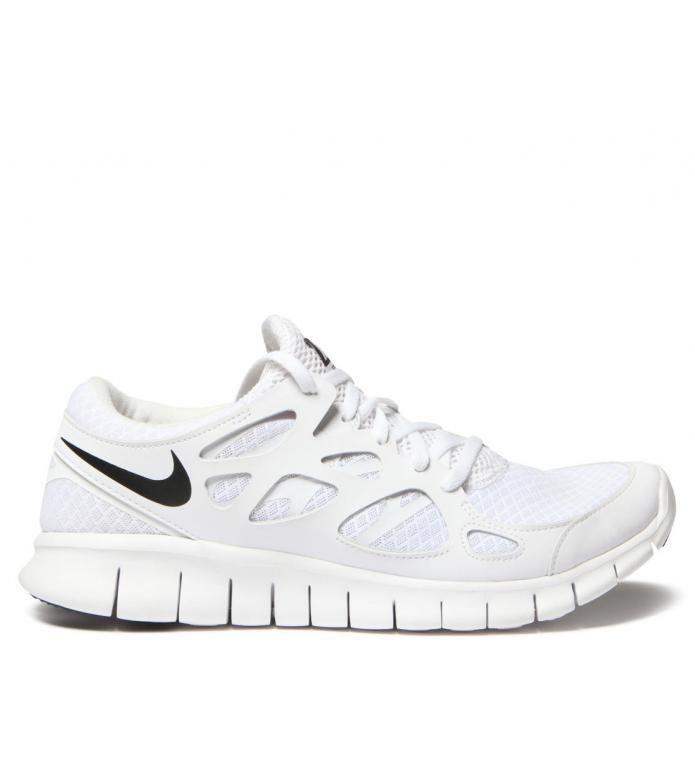Nike Nike Shoes Free Run 2 white/black