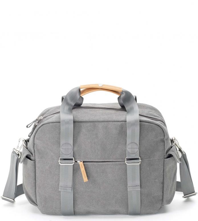 Qwstion Qwstion Bag Overnighter washed grey