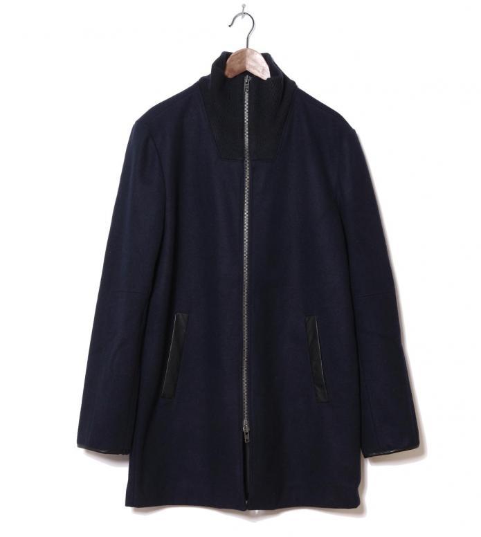 Wemoto Jacket Lucan blue navy M