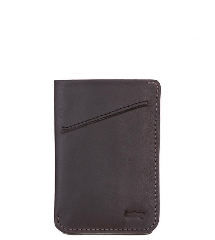 Bellroy Bellroy Wallet Card Sleeve black
