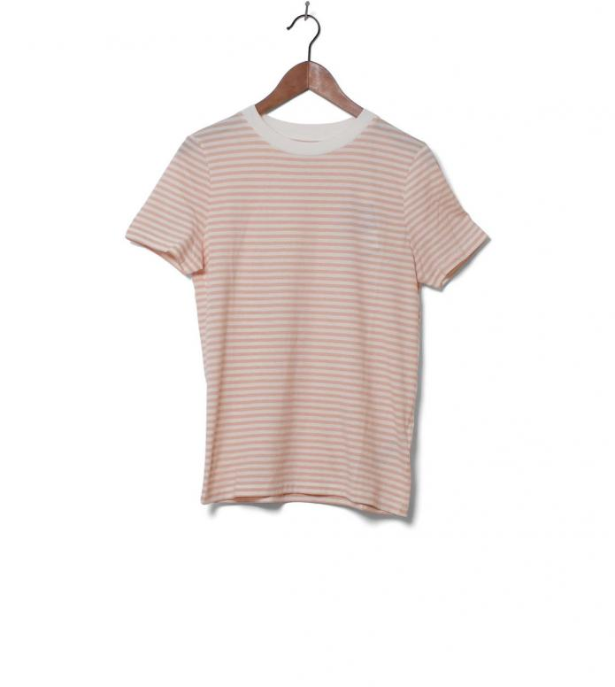 Selected Femme T-Shirt Sfmy Perfect pink cameo rose M