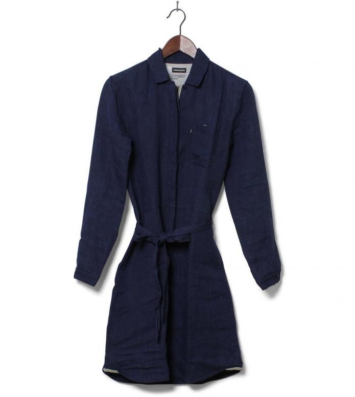 Freitag W Dress Female blue dark