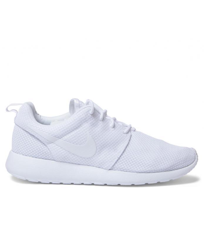 Nike Nike Shoes Rosherun white/white pure platinum