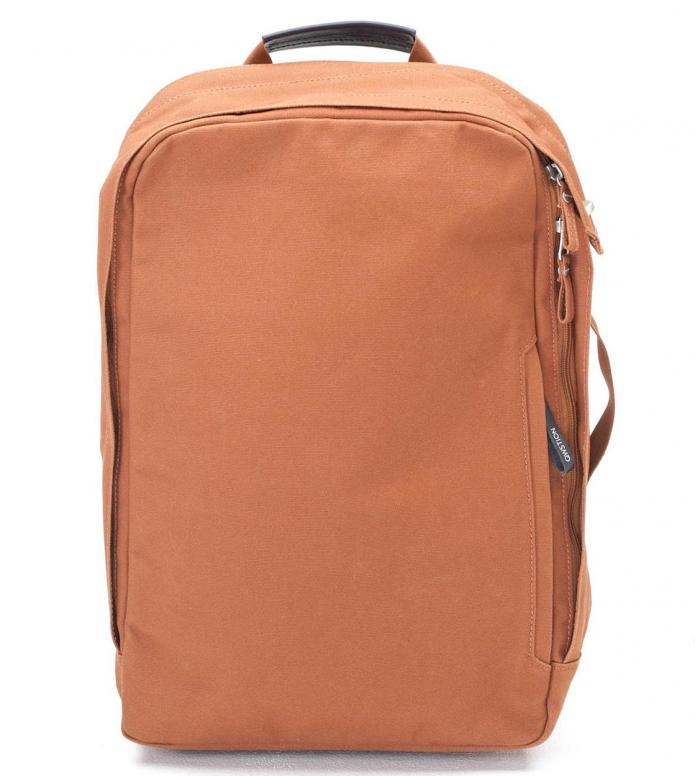 Qwstion Qwstion Backpack organic rust