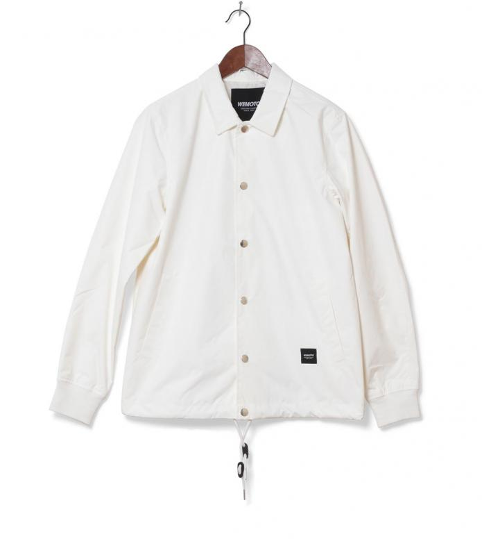 Wemoto Jacket Young white off L