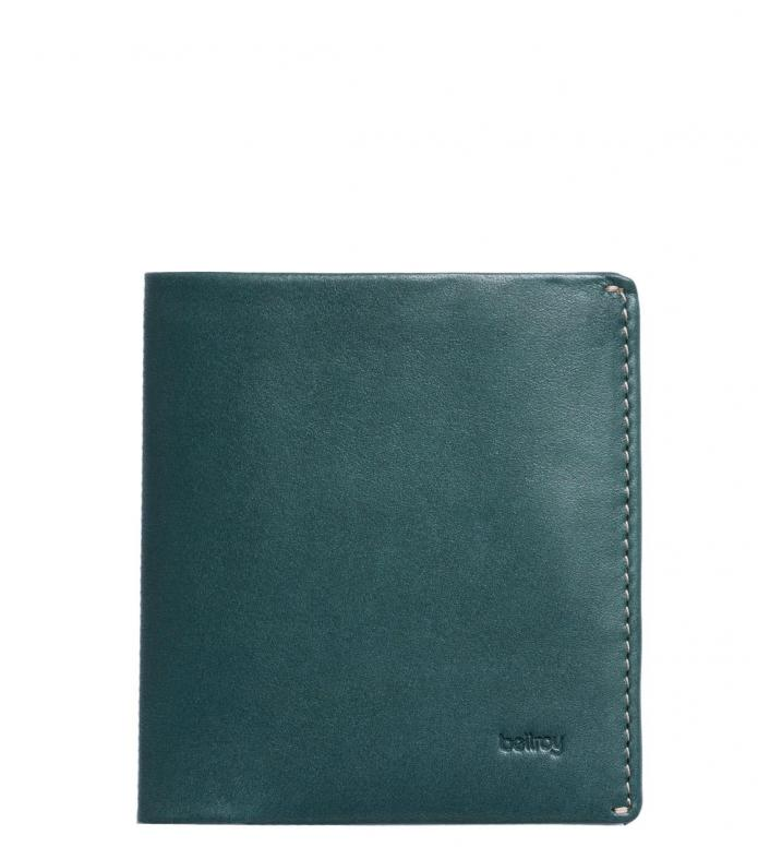Bellroy Bellroy Wallet Note Sleeve II green teal