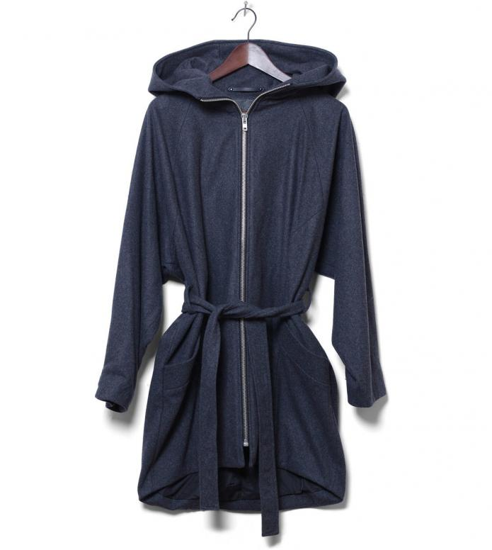 MbyM W Coat Elinor grey M/L