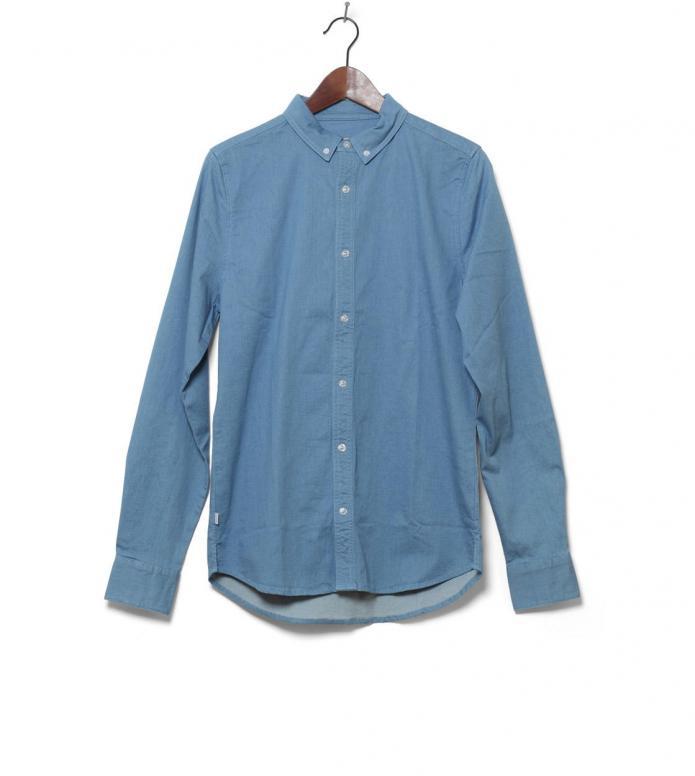 Revolution Shirt 3002 blue light XL