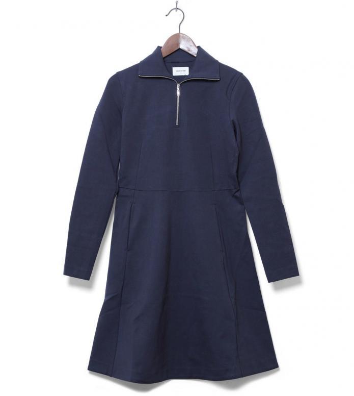 Wood Wood W Dress Janet blue dark navy XS