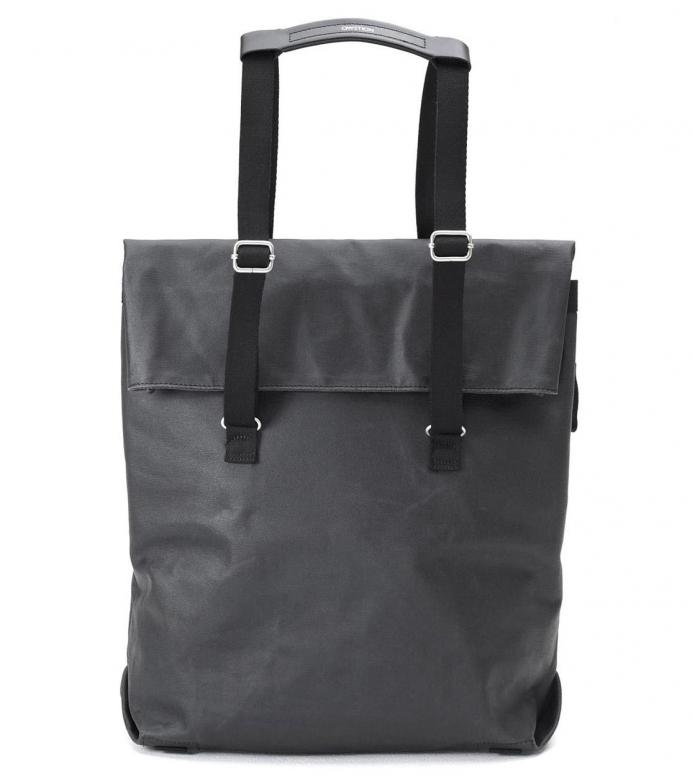 Qwstion Qwstion Bag Day Tote organic jet black