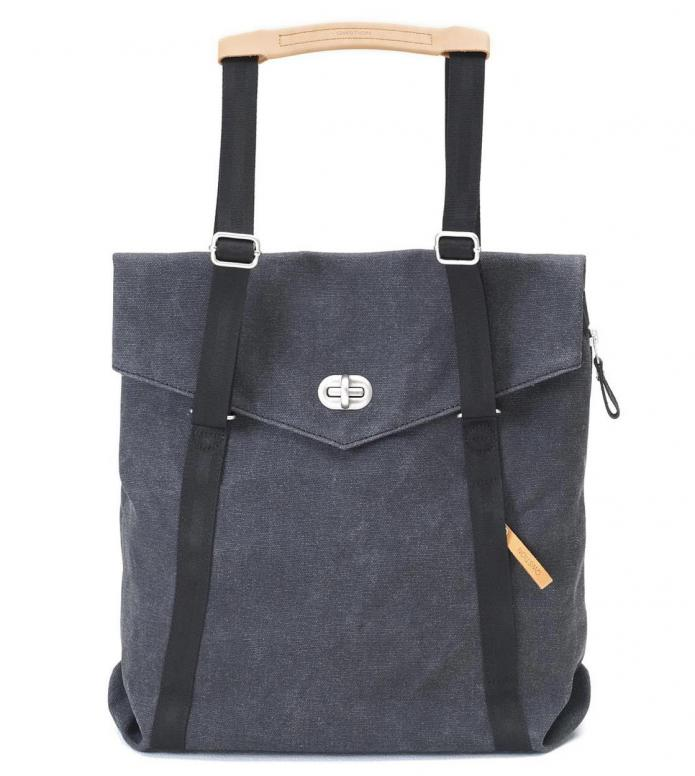 Qwstion Qwstion Bag Tote washed black