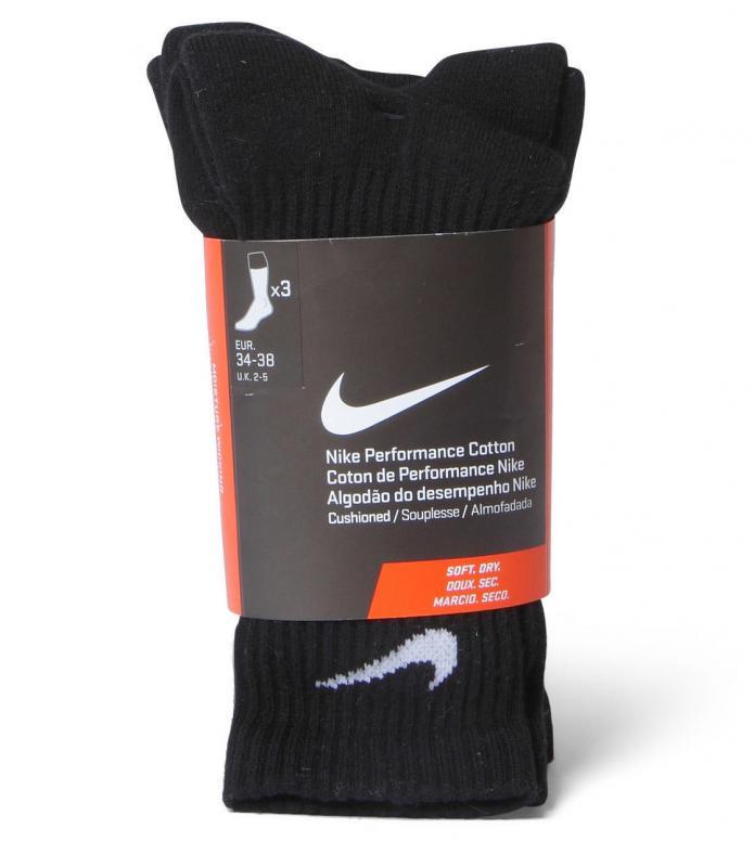 Nike Socks Cushion Crew black 34-38