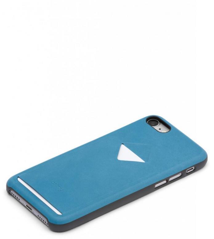 Bellroy Bellroy iPhone 7/8 Case 1 Card blue arctic