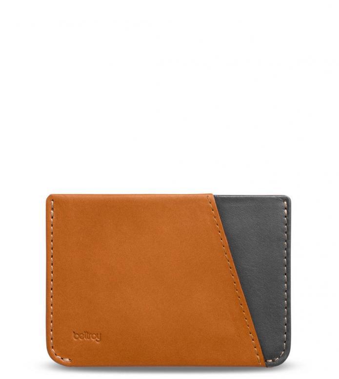 Bellroy Bellroy Wallet Micro Sleeve brown caramel