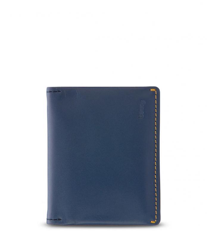 Bellroy Bellroy Wallet Slim Sleeve blue steel