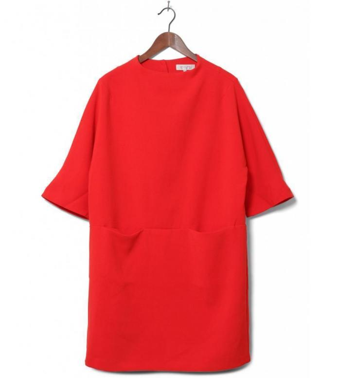 Selected Femme Dress Sflava red flame scarlet XS
