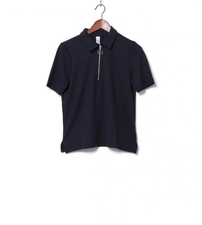 MbyM W T-Shirt Chop blue navy S
