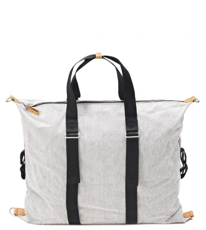Qwstion Qwstion Bag Simple Holdall organic blend raw