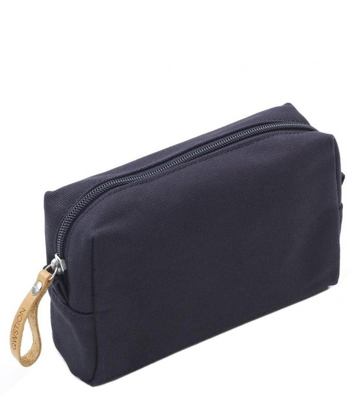 Qwstion Qwstion Amenity Pouch organic navy
