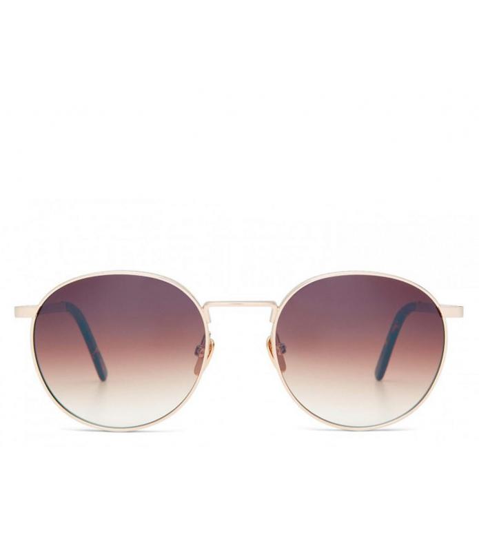 Viu Viu Sunglasses Voyager star gold/braun gradient