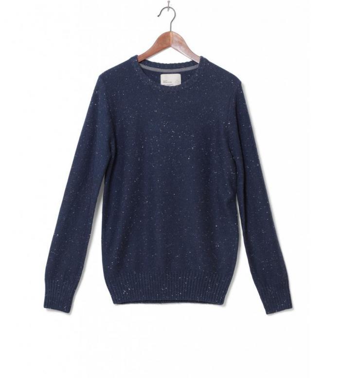 Revolution Knit Pullover 6001 blue dark M