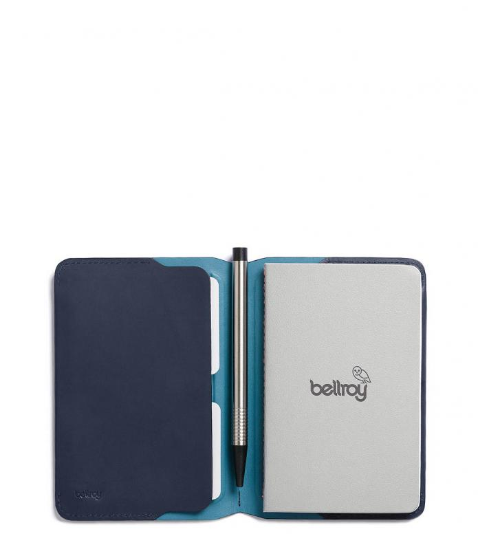 Bellroy Bellroy Notebook Cover Mini blue steel