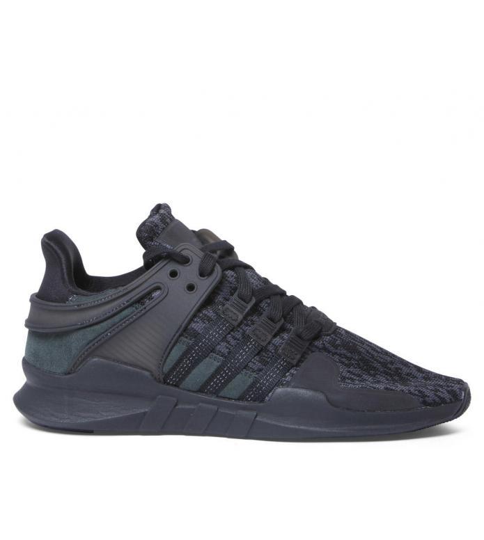adidas Originals Adidas Shoes EQT Support ADV black core/core black/sub green