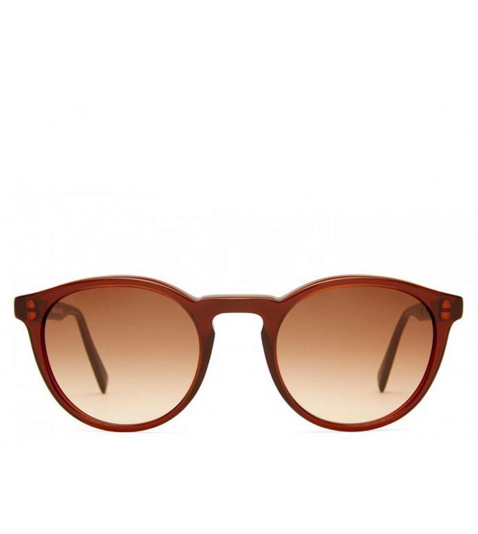 Viu Viu Sunglasses Metropolitan auburn shiny