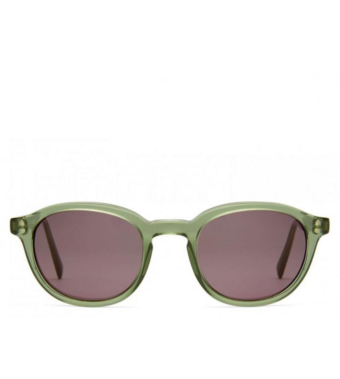 Viu Viu Sunglasses Poet pine green shiny