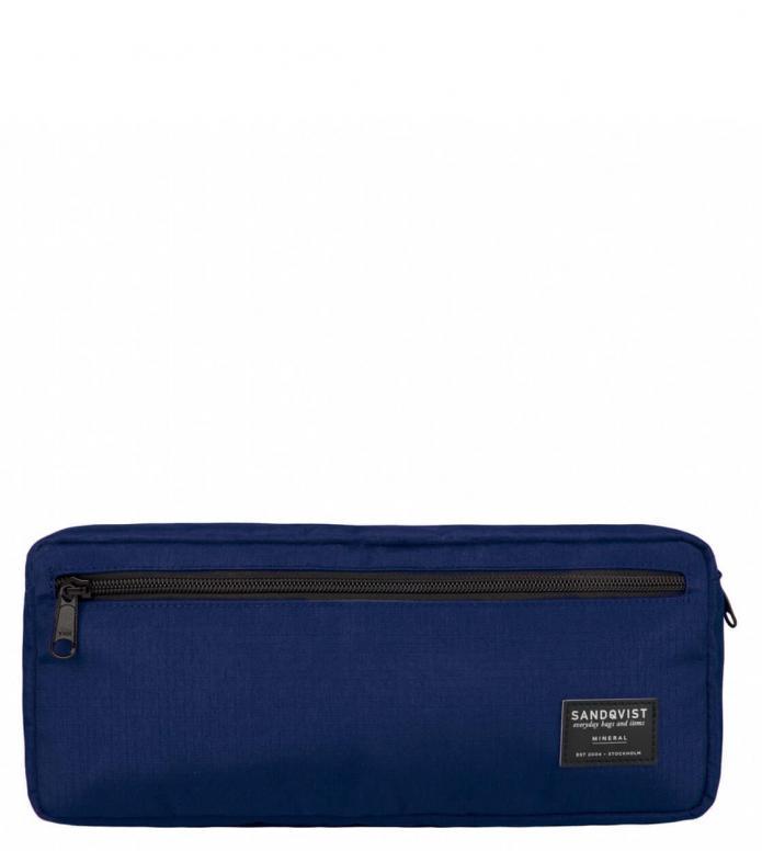 Sandqvist Sandqvist Bag Lex blue deep