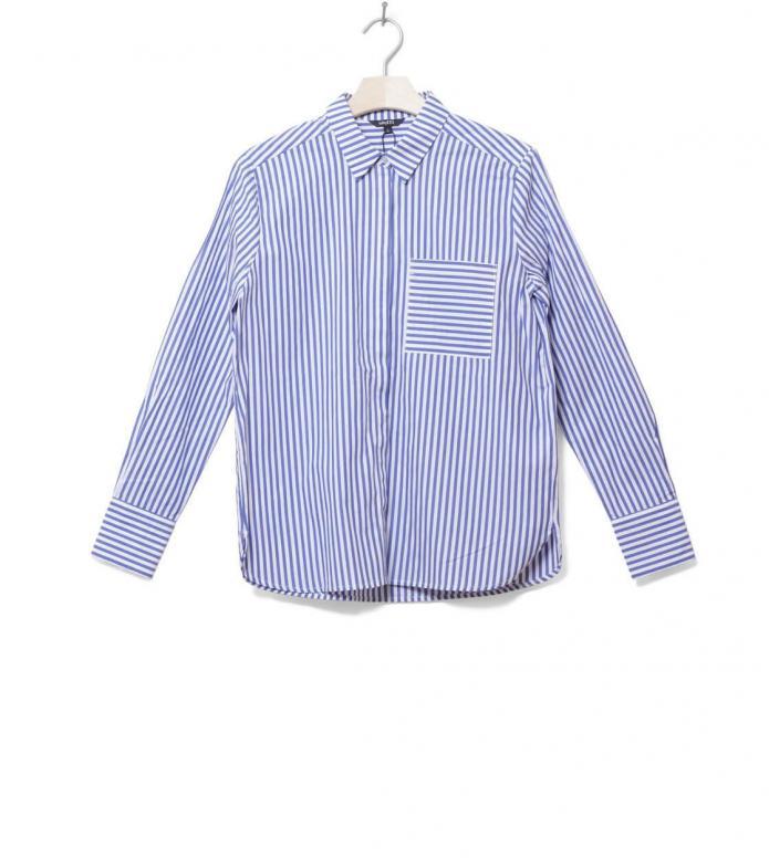 MbyM W Shirt Blond Monochrome blue XS