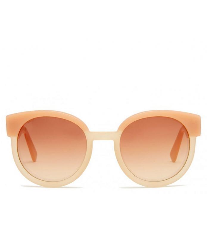 Viu Viu x House of Dagmar Sunglasses Greta blush nude shiny