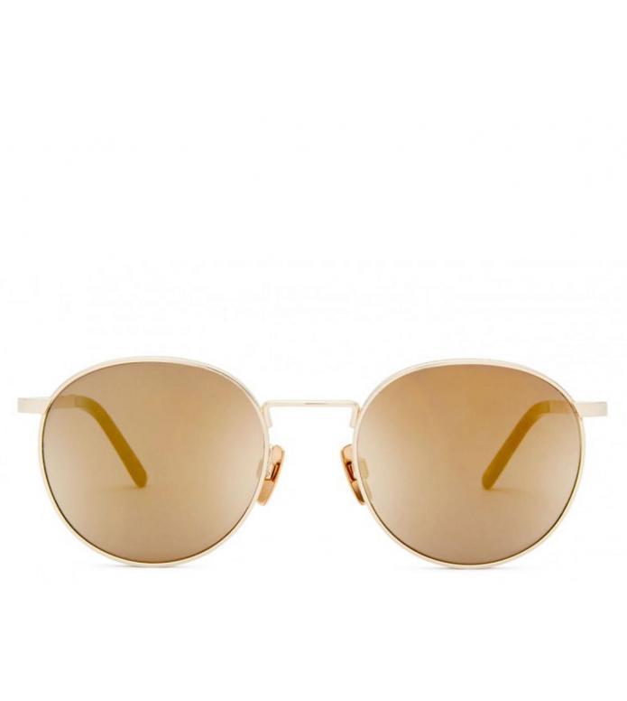 Viu Viu Sunglasses Voyager star gold/gold mirror