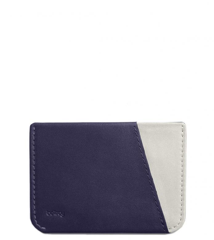Bellroy Bellroy Wallet Micro Sleeve blue navy