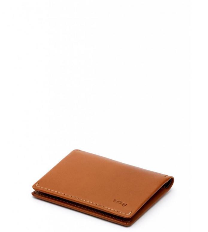 Bellroy Bellroy Wallet Slim Sleeve brown caramel