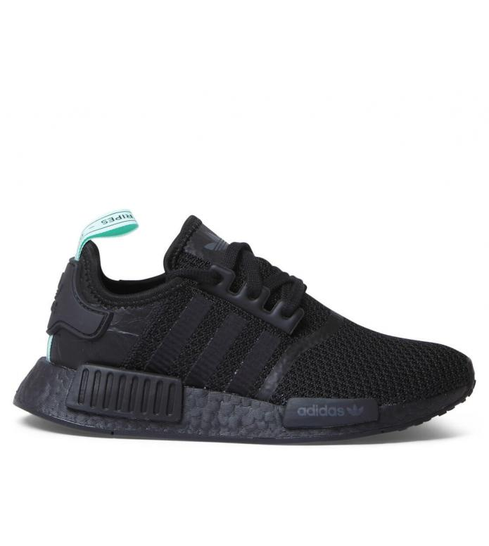 adidas Originals Adidas W Shoes NMD R1 black core/core black-clear mint