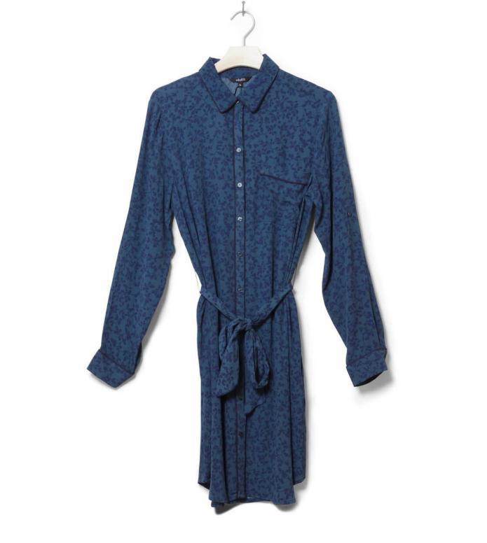 MbyM W Dress Crochetta blue latisha lake print XS