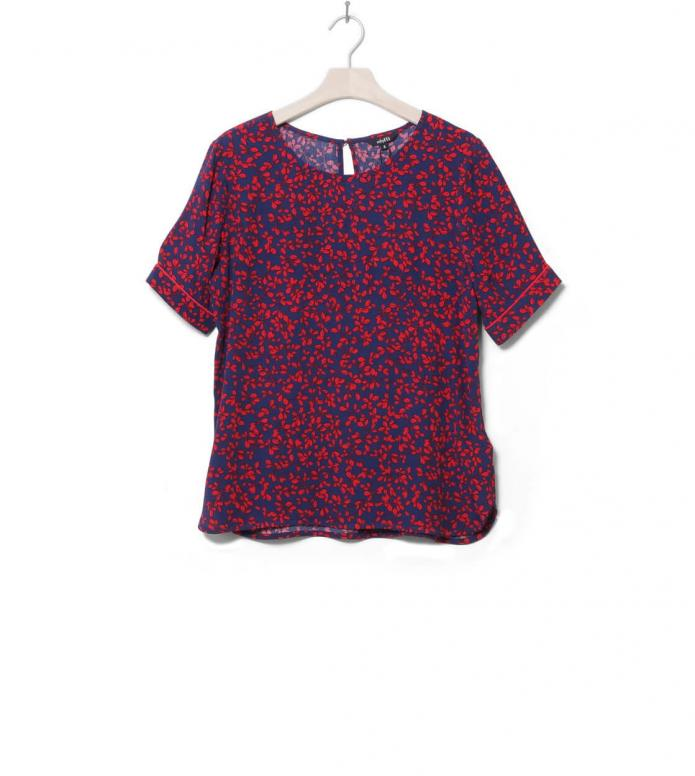 MbyM W Top Margaritta blue latisha shadow print S