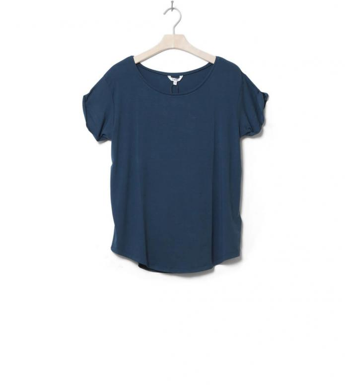 MbyM W T-Shirt Nisha blue deep lake M