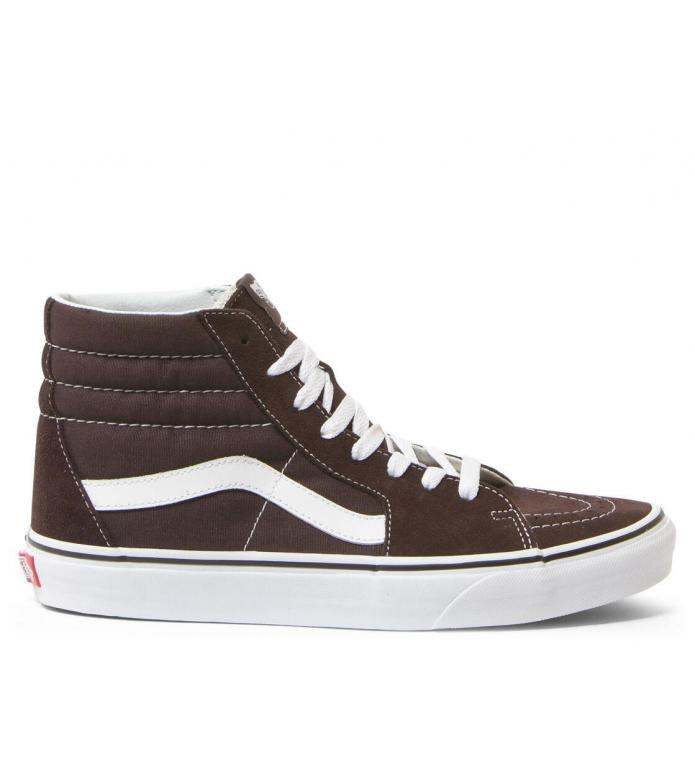 Vans Sk8 Hi Slim True Weiß Skate Schuhe Schuhe online shop