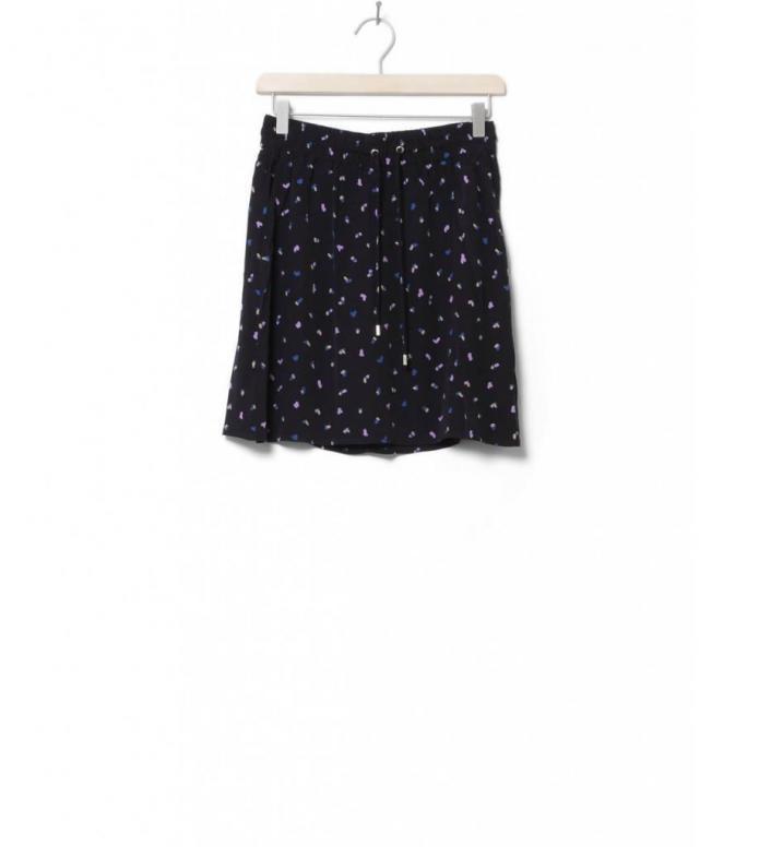 MbyM W Skirt Sindy black jayleen print S