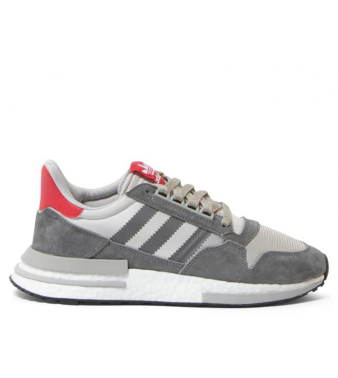 adidas Originals Adidas Shoes ZX 500 RM grey four/ftwr white/scarlet