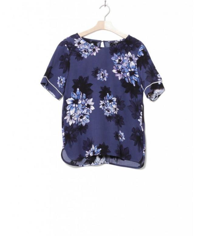 MbyM W T-Shirt Magaritta blue jet print S