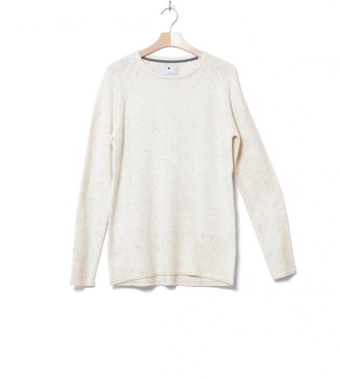 Revolution Knit Pullover 6478 beige off white S
