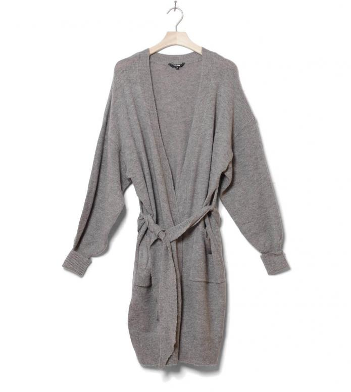 MbyM W Cardigan Walton grey medium melange S/M