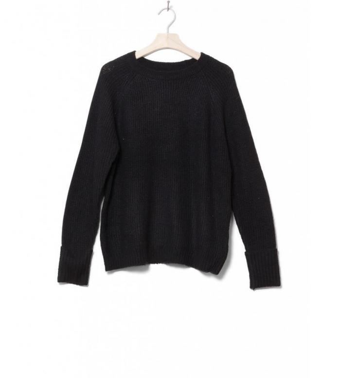 MbyM W Knit Pullover Cimola black M/L