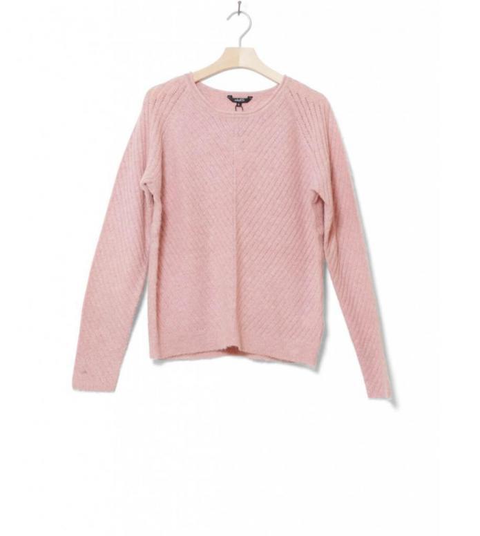 MbyM W Knit Pullover Liliani pink powder breeze melange XS
